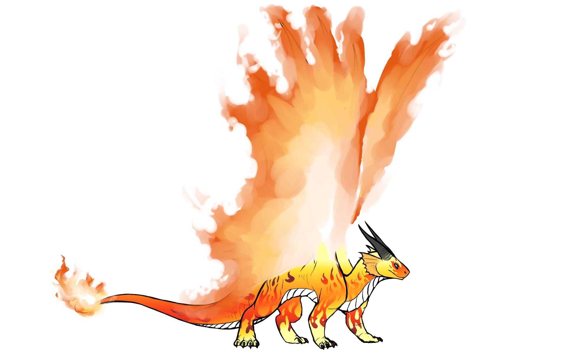 """""""Dragons"""" Portfolio Gallery Updated"""