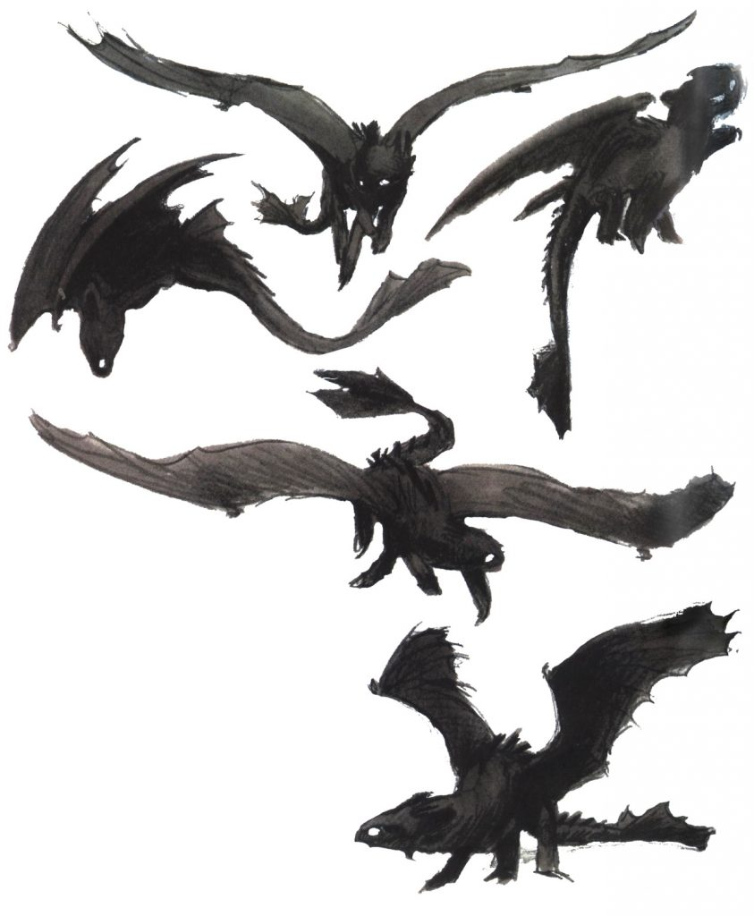 dragons ausmalbilder sturmpfeil