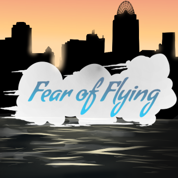 Webcomic Launch – Fear of Flying