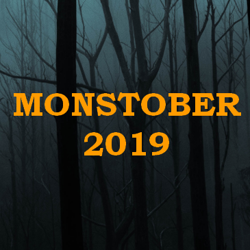 Monstober 2019 – 31 Monster Design Prompts